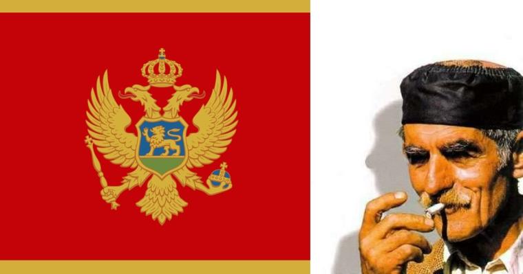 Crnogorac i šahovska figura