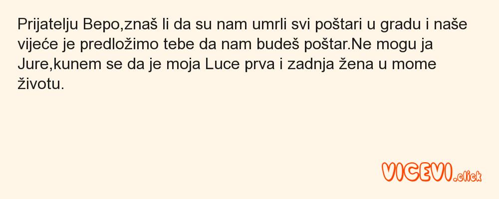 Poštari