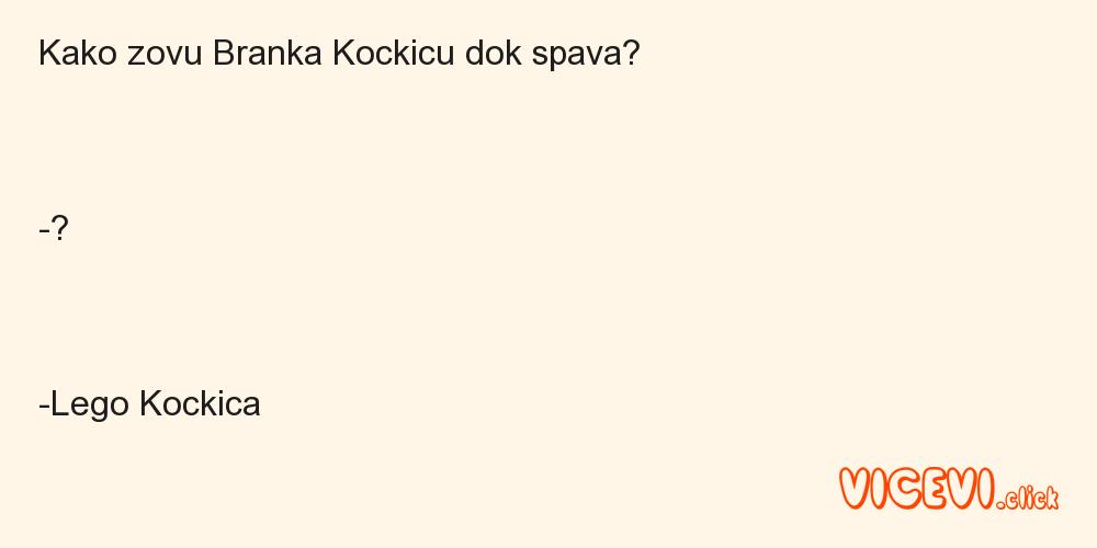 Branko Kockica
