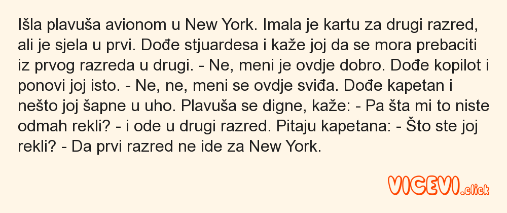 Drugi razred za New York
