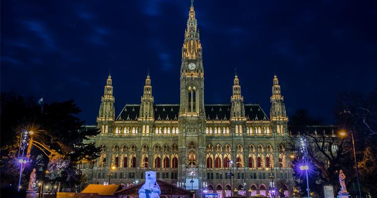Doček nove godine u Beču